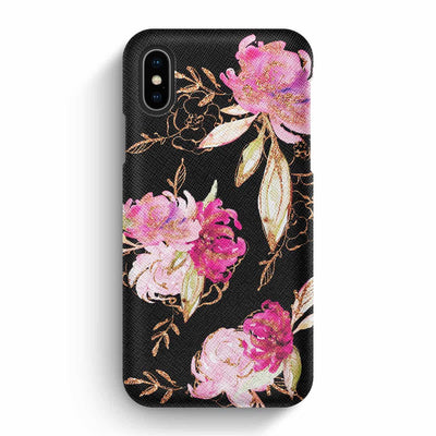 Mobile Mob True Envy iPhone X/XS Case - Gliterry Spring