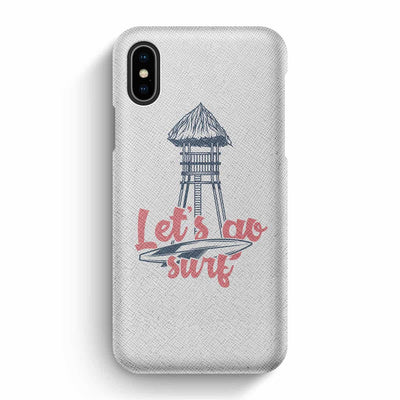 Mobile Mob True Envy iPhone X/XS Case - Another day in Paradise