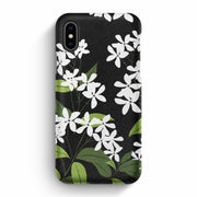 True Envy iPhone X/XS Case - Jasmine Beauty