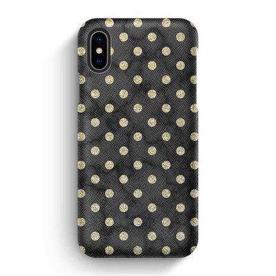 Mobile Mob True Envy iPhone X/XS Case - Lunary Golden Marble