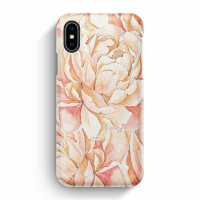 True Envy iPhone X/XS Case - Mellow scent of sunset