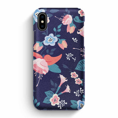 Mobile Mob True Envy iPhone X/XS Case - Moonlight Flowers