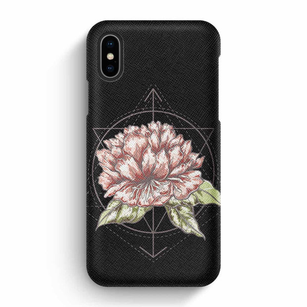 Mobile Mob True Envy iPhone X/XS Case - Movement of a Flower