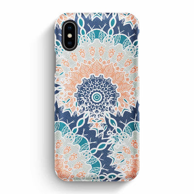 Mobile Mob True Envy iPhone X/XS Case - Ocean Mandala