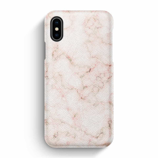 True Envy iPhone X/XS Case - Old Pink Marble