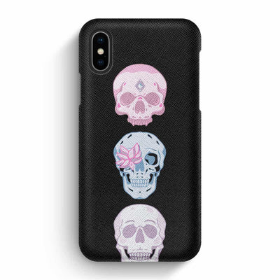 Mobile Mob True Envy iPhone X/XS Case - Rock and Skulls