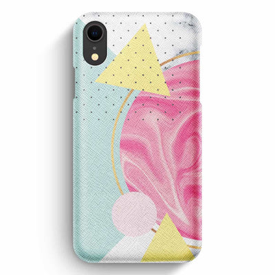 Mobile Mob True Envy iPhone XR Case - Sky in strawberry and Vanilla