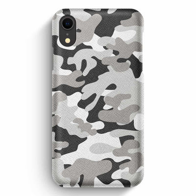 True Envy iPhone XR Case - Solid Camouflage