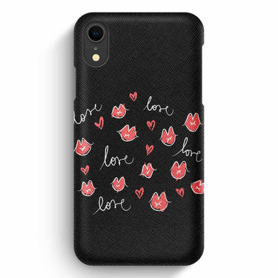 True Envy iPhone XR Case - Spreading Kisses