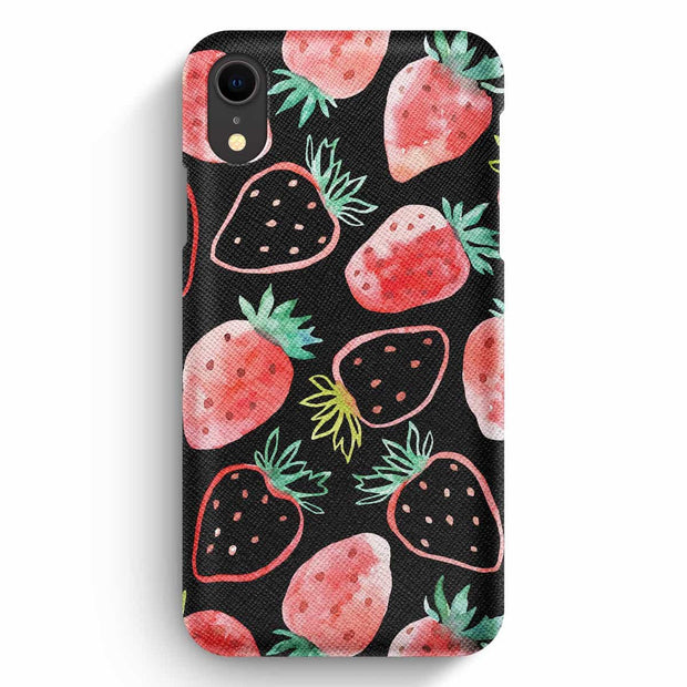 True Envy iPhone XR Case - Berry Love