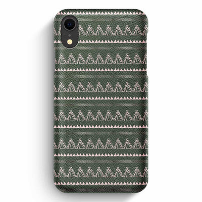 Mobile Mob True Envy iPhone XR Case - Stylish Hindu Motive