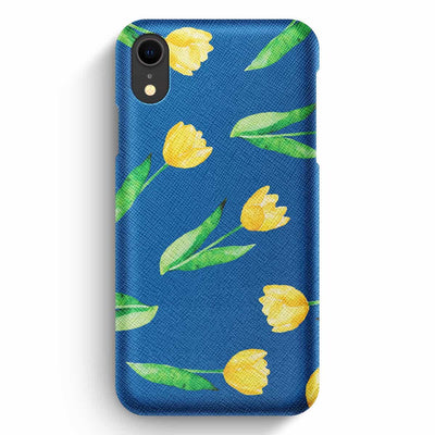 Mobile Mob True Envy iPhone XR Case - Sunny tullips & the sky