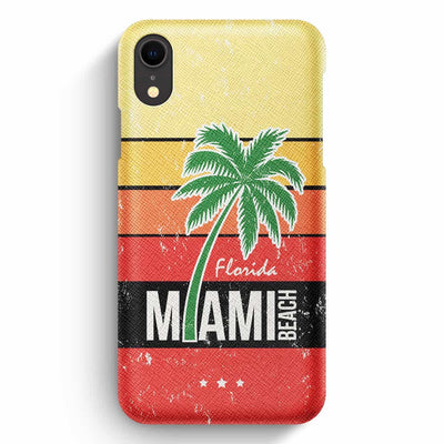 Mobile Mob True Envy iPhone XR Case - Sunset in Florida