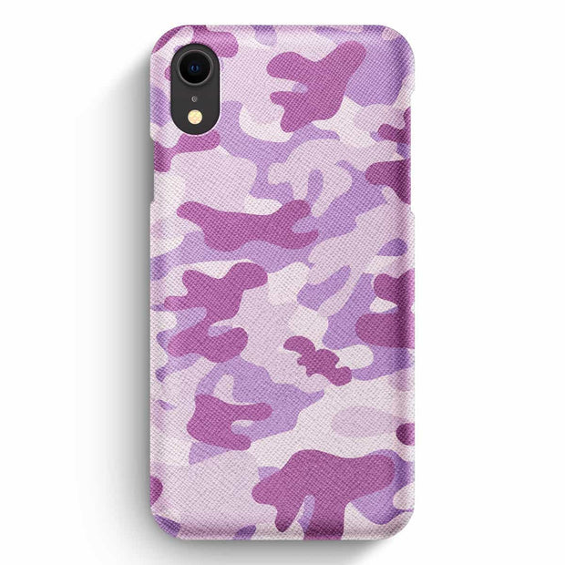 True Envy iPhone XR Case - Blazing Camouflage