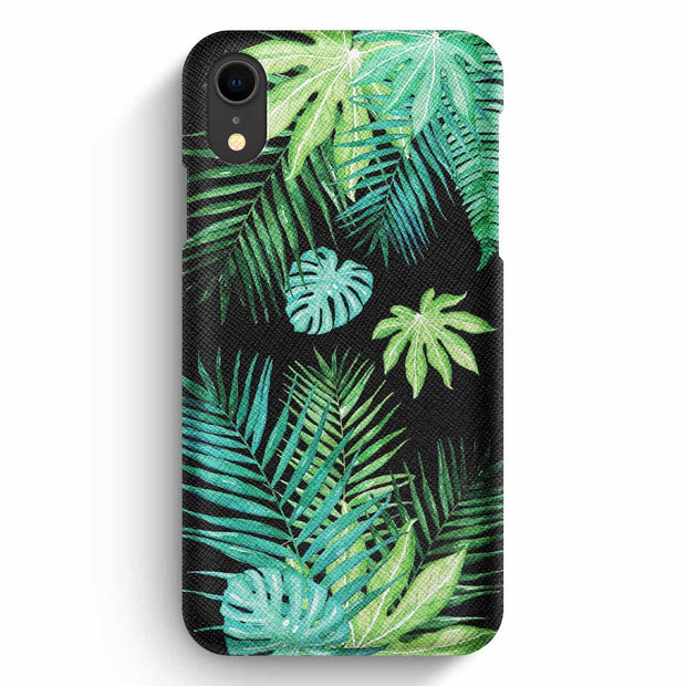 Mobile Mob True Envy iPhone XR Case - Tropical life