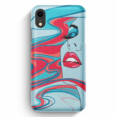 Mobile Mob True Envy iPhone XR Case - Truello Soft Wind