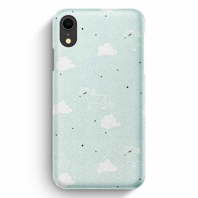 Mobile Mob True Envy iPhone XR Case - Unicorns in the clouds