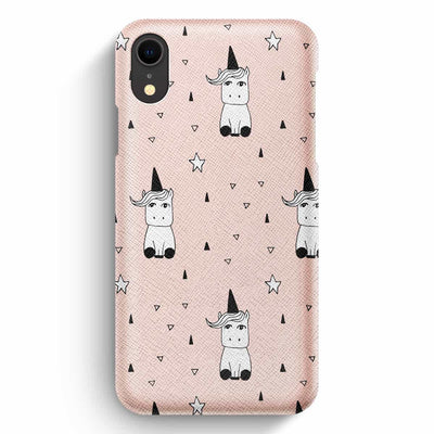 Mobile Mob True Envy iPhone XR Case - Unicorns in the cosmos