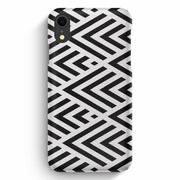 Mobile Mob True Envy iPhone XR Case - Zigzagging Nonstop