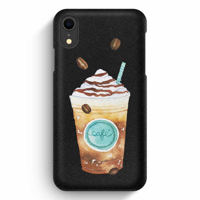 True Envy iPhone XR Case - Cafe Lover