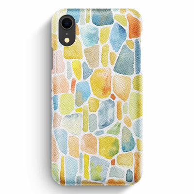 Mobile Mob True Envy iPhone XR Case - Cobbled Colors