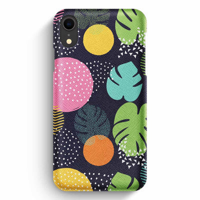 Mobile Mob True Envy iPhone XR Case - Contrast in the Jungle