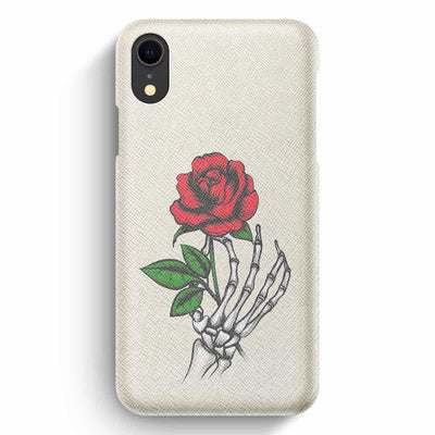Mobile Mob True Envy iPhone XR Case - Deathly Beauty