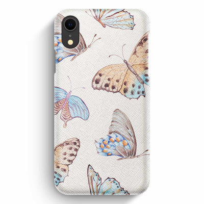 True Envy iPhone XR Case - Delicate Butterflies