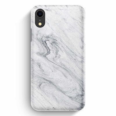 True Envy iPhone XR Case - Delicated Marble
