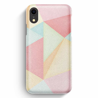 Mobile Mob True Envy iPhone XR Case - Fine Cubist Puzzle
