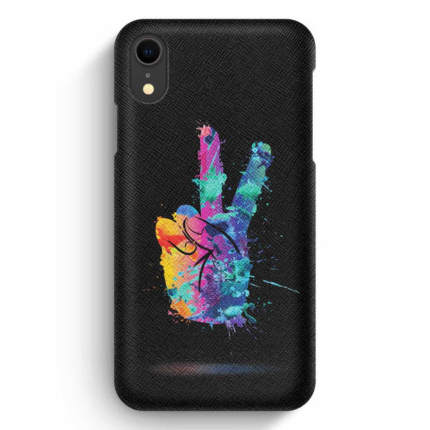 Mobile Mob True Envy iPhone XR Case - Flaming-peace