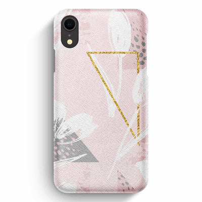 Mobile Mob True Envy iPhone XR Case - Floral and Geometric Harmony