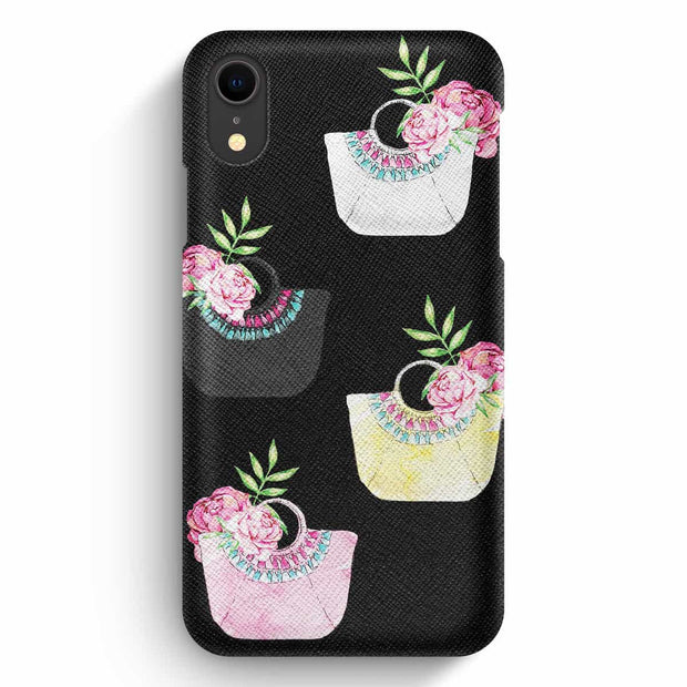 True Envy iPhone XR Case - Floral chic style