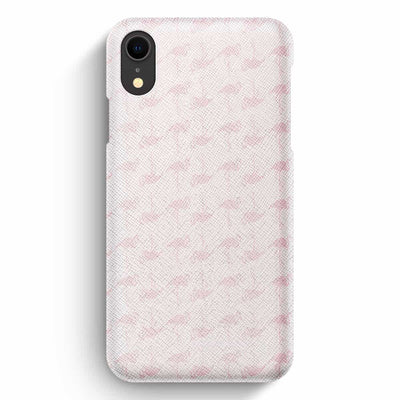 Mobile Mob True Envy iPhone XR Case - Fresh Flamingo Motive