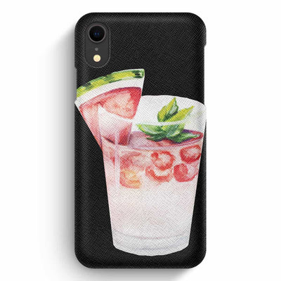 Mobile Mob True Envy iPhone XR Case - Fresh watermelon mojito