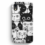 Mobile Mob True Envy iPhone XR Case - Inky Cats