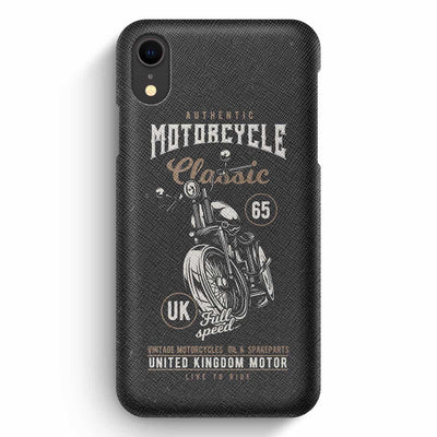 Mobile Mob True Envy iPhone XR Case - Live to Ride UK