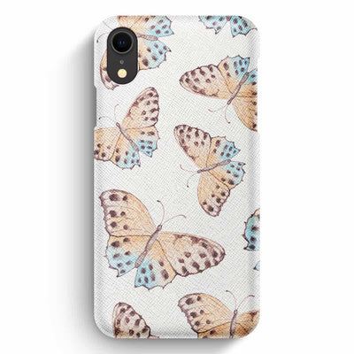 Mobile Mob True Envy iPhone XR Case - Autumn Butterflies