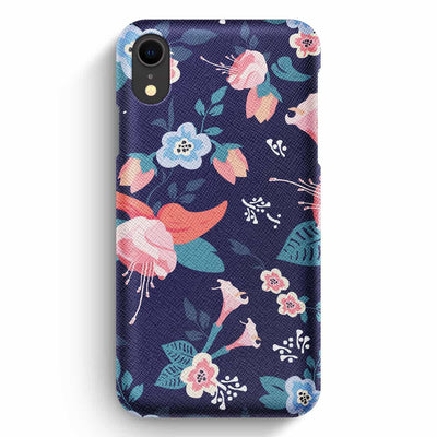 Mobile Mob True Envy iPhone XR Case - Moonlight Flowers
