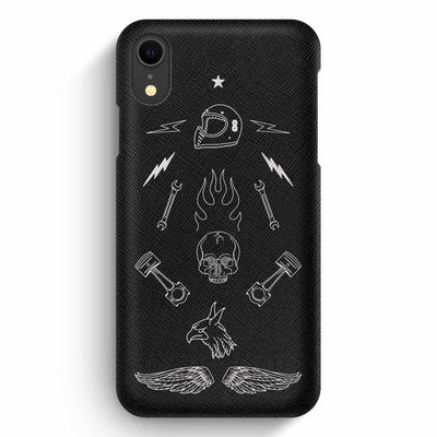 True Envy iPhone XR Case - Moto Maniac