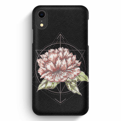 Mobile Mob True Envy iPhone XR Case - Movement of a Flower