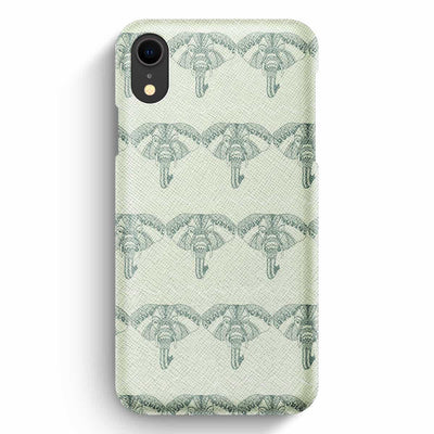 Mobile Mob True Envy iPhone XR Case - Namaste in Light Green