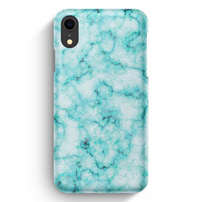 True Envy iPhone XR Case - Ocean Chilling Marble