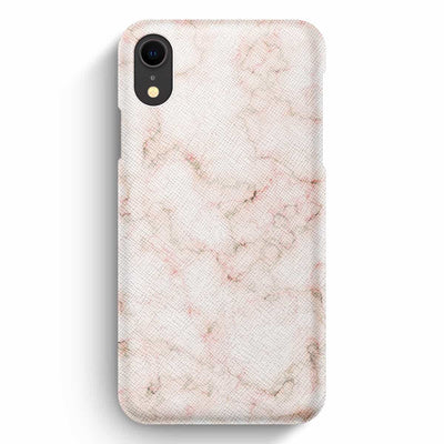 Mobile Mob True Envy iPhone XR Case - Old Pink Marble