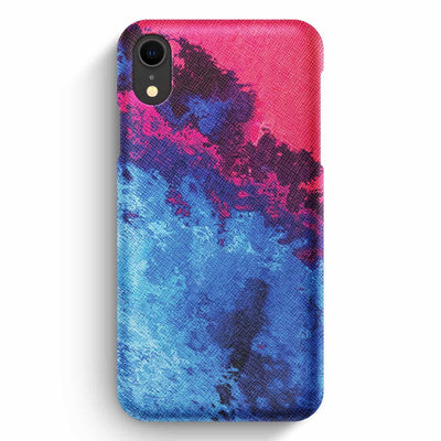 Mobile Mob True Envy iPhone XR Case - Opalescent Vivid Smudge