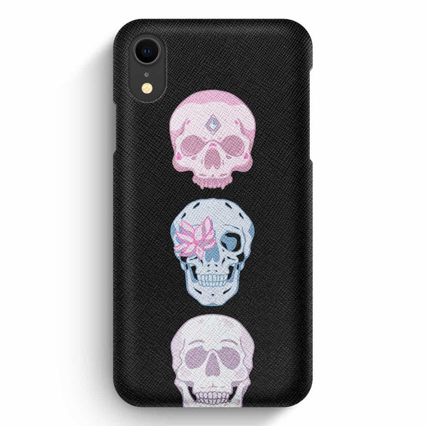 True Envy iPhone XR Case - Rock and Skulls