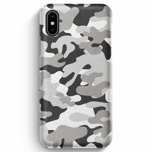 True Envy iPhone XS Max Case - Solid Camouflage