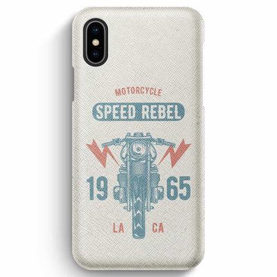 Mobile Mob True Envy iPhone XS Max Case - Speed Rebel