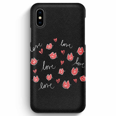 Mobile Mob True Envy iPhone XS Max Case - Spreading Kisses