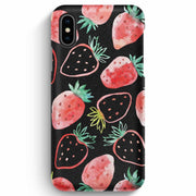 True Envy iPhone XS Max Case - Berry Love